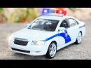Полицейская машинка! Мультики про машинки для детей Развивающие мультфильмы Все серии подряд