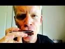 Fantastic shuffle rhythm for harmonica beginners