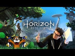 Horizon Zero Dawn Видео обзор Рецензия [PS4]