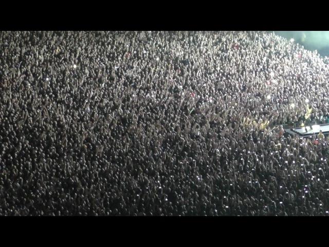 Depeche Mode AMAZING AUDIENCE Warszawa Stadion Narodowy PGE 21.07.2017 FULL HD