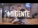 MI GENTE - J. Balvin, Willy William / Bongyoung Park, Joseph Jung Choreography / Dance