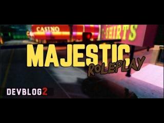 [#devblog2] Majestic Roleplay - Интерьер Ballas, Новый сайт, Аптечка, Улучшения инвентаря