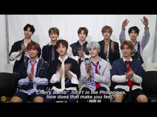 MYXclusive Interview with NCT 127