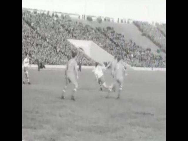 Зенит 2-1 Руда Гвезда (Чехословакия) 09.06.1955 Zenit Leningrad vs Ruda Hvezda