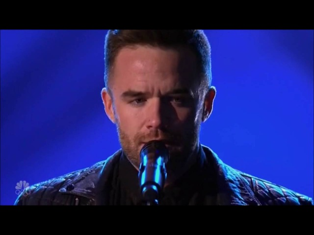 Gay Singer Brian Justin Crum VERY EMOTIONAL Judge Cuts 3 America's Got Talent 2016 Ep 10