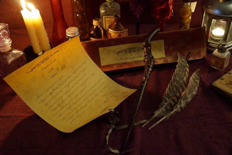 Зачем жительница Коломны делает атрибуты сказки о Гарри Поттере