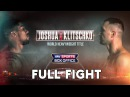 Anthony Joshua v Wladimir Klitschko | Full Fight! | 29th April 2017