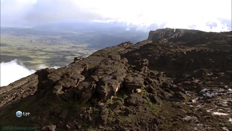 Вокруг света на воздушном шаре Венесуэла Документальный путешествие 2012