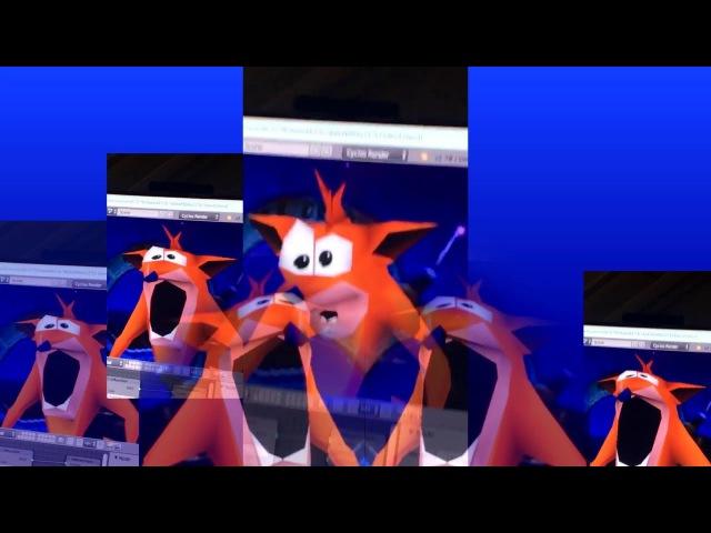 J-E-N-W-O-A-H-V-A   Final Bandicoot VII