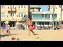 Пранк шампунь на пляже Ржач