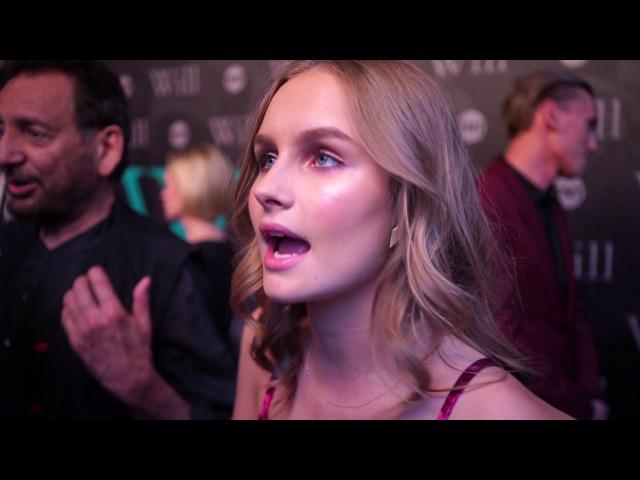 'Will' Interview Olivia DeJonge