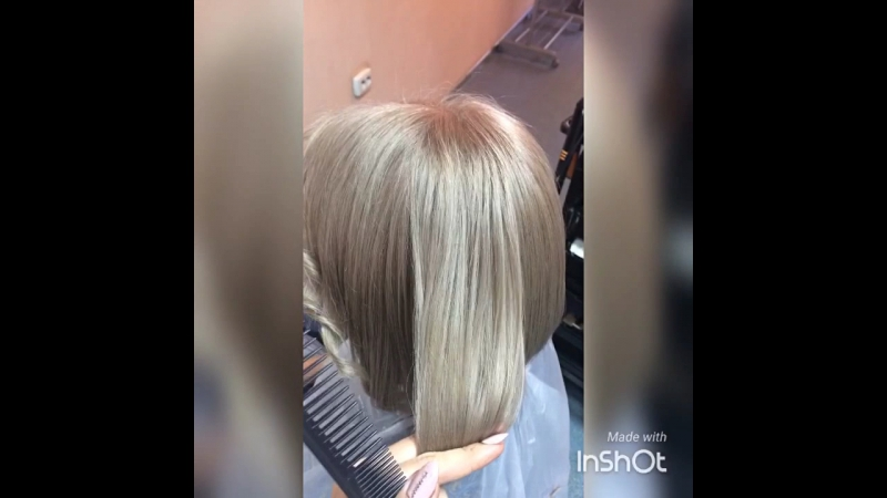 Kaaral окрашивание волос