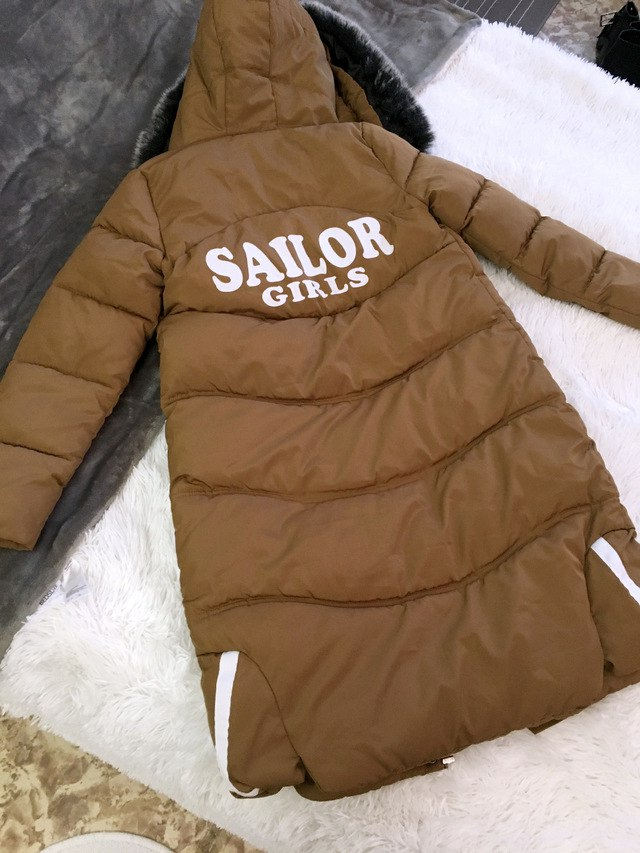 Зимняя куртка из магазина ShengYuan Trading