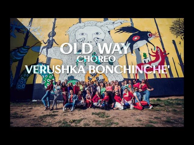 Verushka Bonchinche' Vogue Old Way Vjuan Allure Emotional Elements