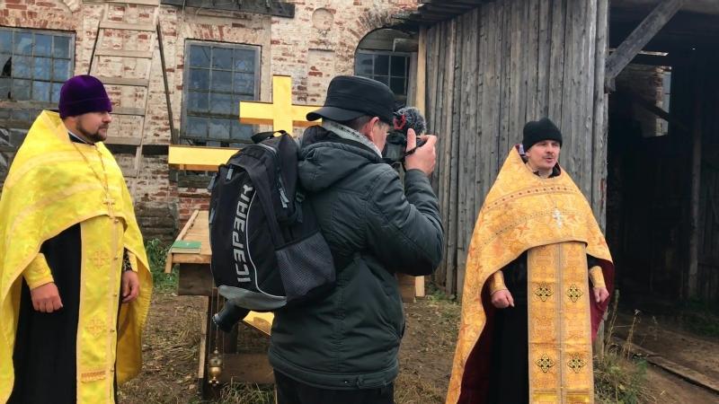 Спасение храма- спасение села