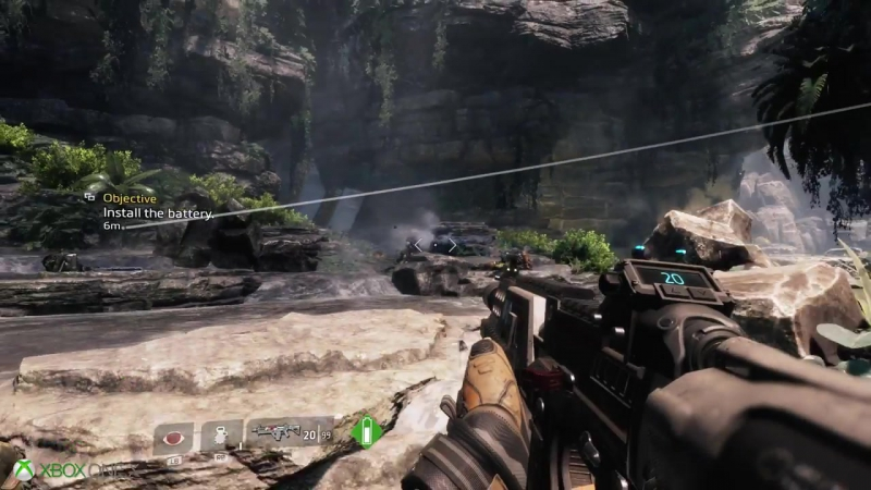 4K Titanfall 2 Xbox One X vs PS4 ProPC Somethings Not Quite Right