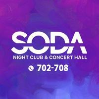 Логотип SODA PSKOV - NIGHT CLUB & CONCERT HALL