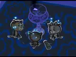 Три котёнка))) Добрый, поучительный мультик