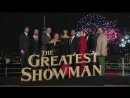 The Greatest Showman 20th Century Fox CAST PHOTO AND FIREW