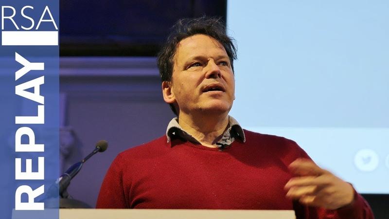 On Bullsh*t Jobs | David Graeber | RSA Replay
