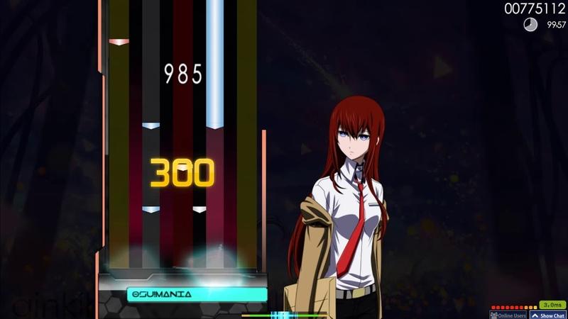 Osu mania ginkiha nightfall Kivi's 9K Hard