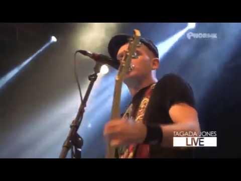 Tagada Jones - YecHed Mad (Lyon 09-04-2015)
