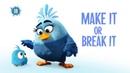 Angry Birds Blues Make It Or Break It S1 Ep18