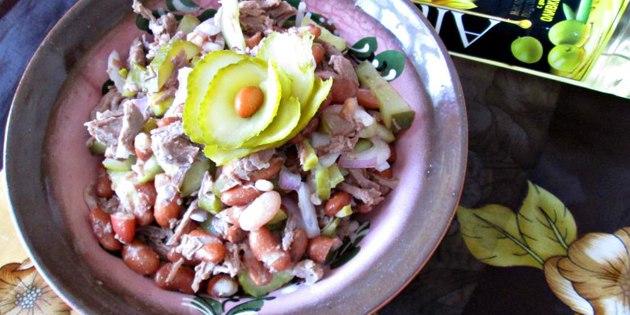 10 салатов для тех, кто любит мясо, изображение №6