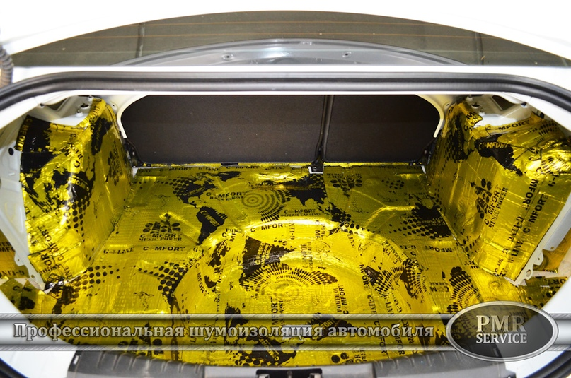 Шумоизоляция Ford Focus 2, изображение №14