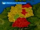 Uran im Trinkwasser und Leitungswasser Verseuchtes Wasser in ganz Deutschland
