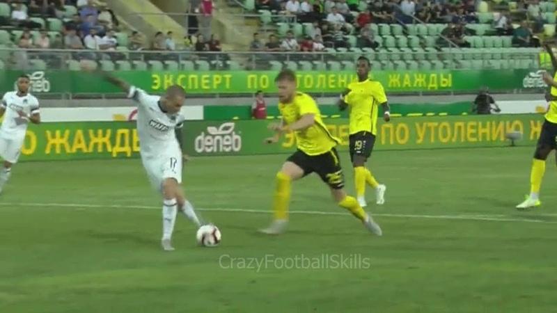 Pavel Mamaev rabona goal vs Anzhi 16 09 2018