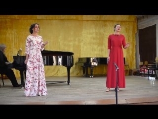 Flower duet - Irina Dynnikova & Mariya Maslova  (Lakm de Delibes)