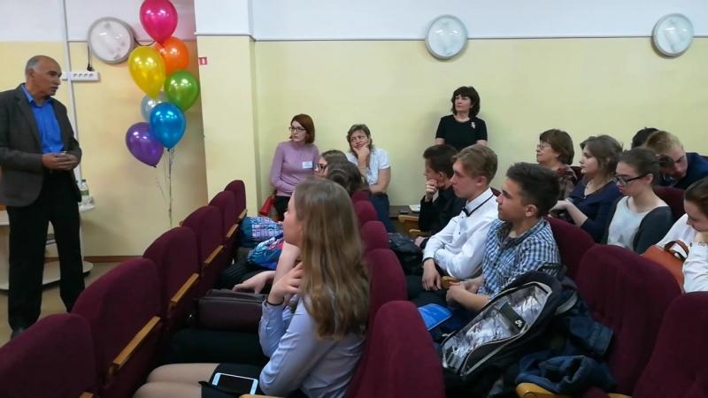У нас в гостях писатель Виталий Каснер смотреть онлайн без регистрации