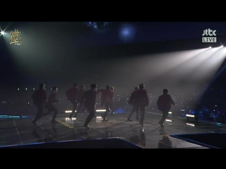 180110 the golden disc awards 2018 | wanna one (워너원) - energetic