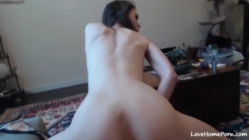 Charlotte1996 - Goddess Pleasuring Her Master (720p) [Amateur, Teen]
