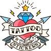 Tattoo Stickers переводные татуировки
