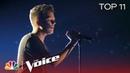 Шоу Голос США 2018 Бриттон Бьюкенен с песней Ты выглядишь сегодня Безупречно The Voice USA 2018 Britton Buchanan Perfect оригинал Ed Sheeran