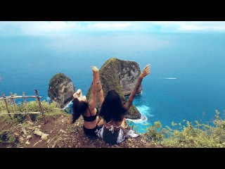 DRONE SHOOTS FROM BALI. NUSA PENIDA