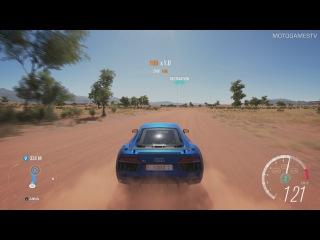Forza Horizon 3 [XOne] - 2016 Audi R8 V10 Plus - Road Trip to Outback