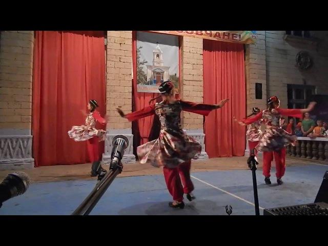 Узбекский танец Андижанская полька