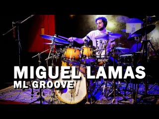 Meinl Cymbals Miguel Lamas ML Groove Drum Video