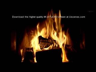 5 Hour Fireplace Video in Full HD- Filmed in 4K Ultra HD