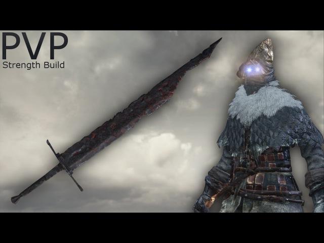 Dark Souls 3 Gael's Greatsword PvP