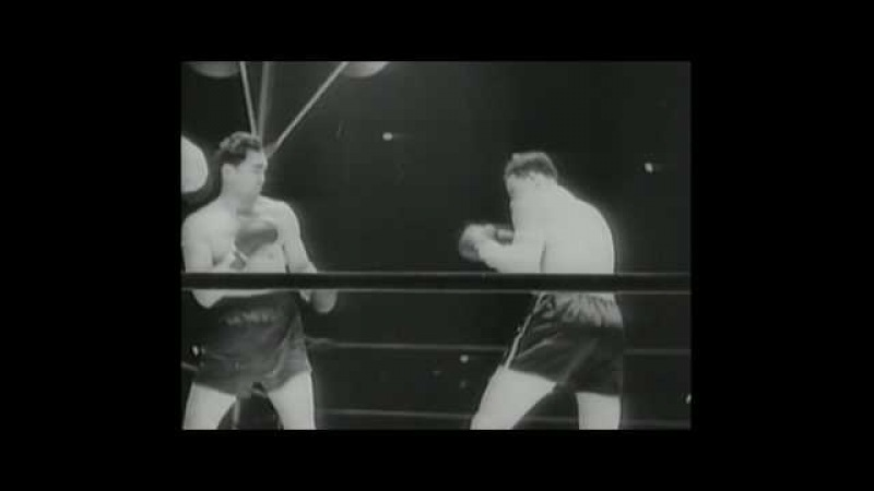 Joe Louis vs Max Schmeling 1st Round Knockout
