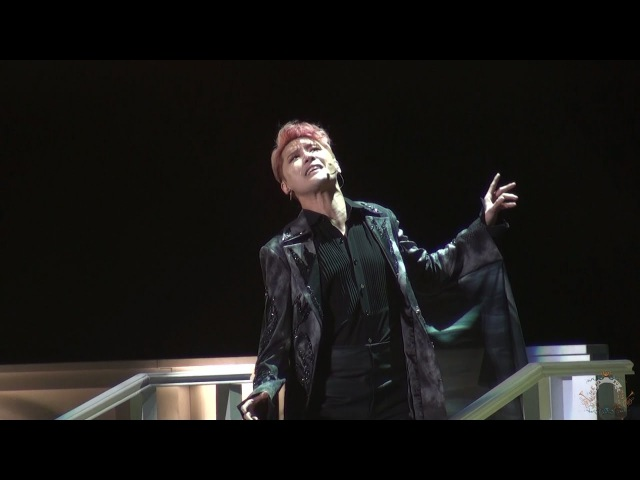 161226 XIA Ballad&Musical Concert with Orchestra vol.5 in Osaka 그림자는 길어지고 Junsu 준수 ジュンス