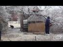 01-16-17 Dodge City, KS - Ice Storm Damage Clean Up