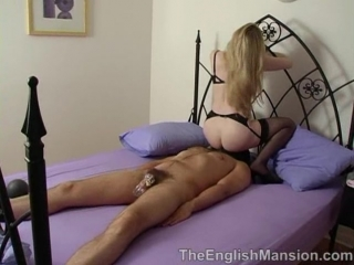 Mistress Sidonia - Cuckholded In Chastity