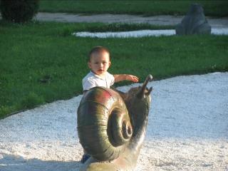 Моему любимому сынишке уже восемь лет)))