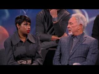 The Nightly Show 1x05 - Jennifer Hudson, Sir Tom Jones, Gavin Rossdale