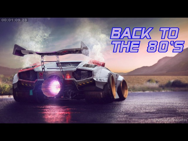 'Back To The 80's'   Best of Synthwave And Retro Electro Music Mix for 2 Hours   Vol. 5